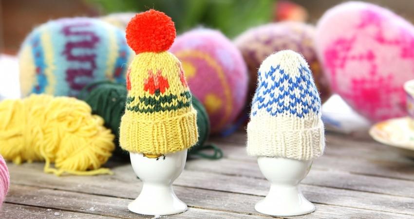 How To Make Egg Cosies The Arnecarlos Easter Special Arne Carlos