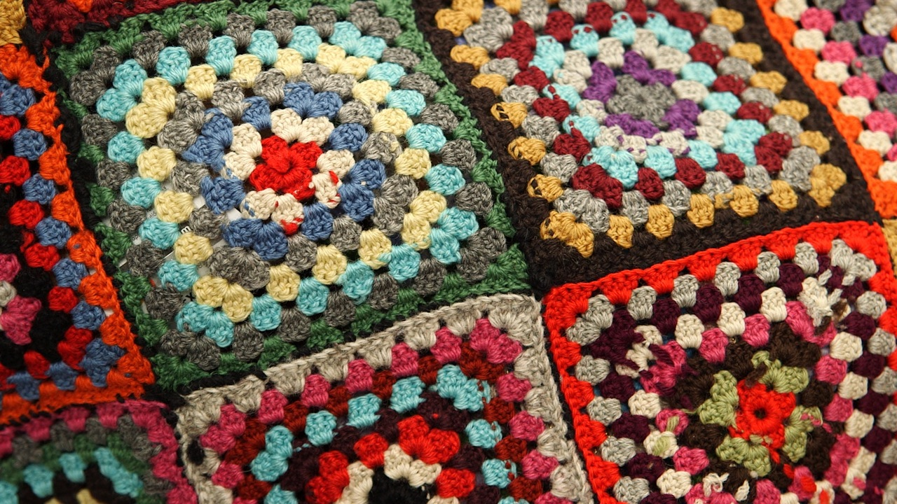 How To Make A Granny Square Arne Amp Carlos