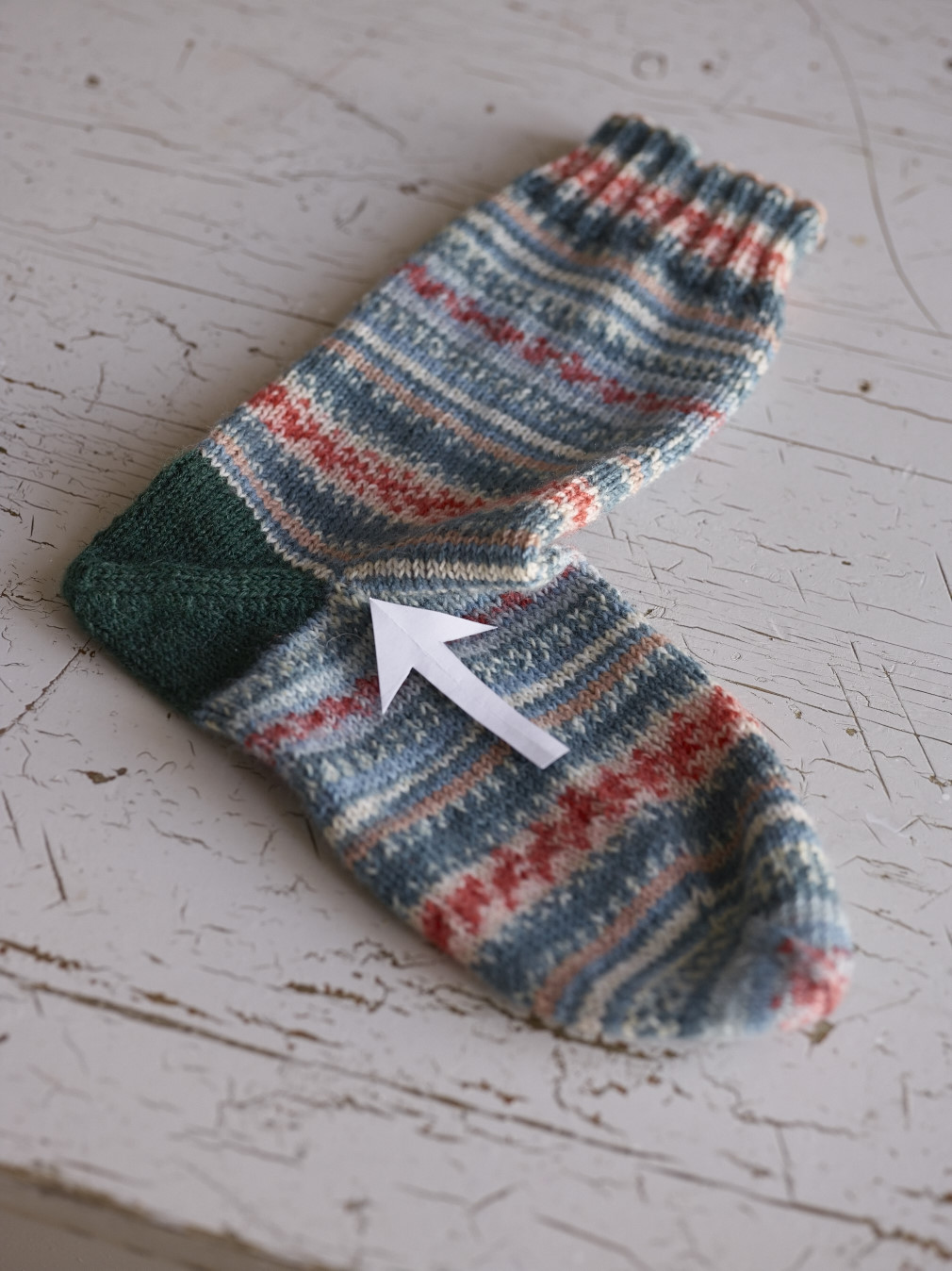 how to knit the easiest sock in the world � arne amp carlos
