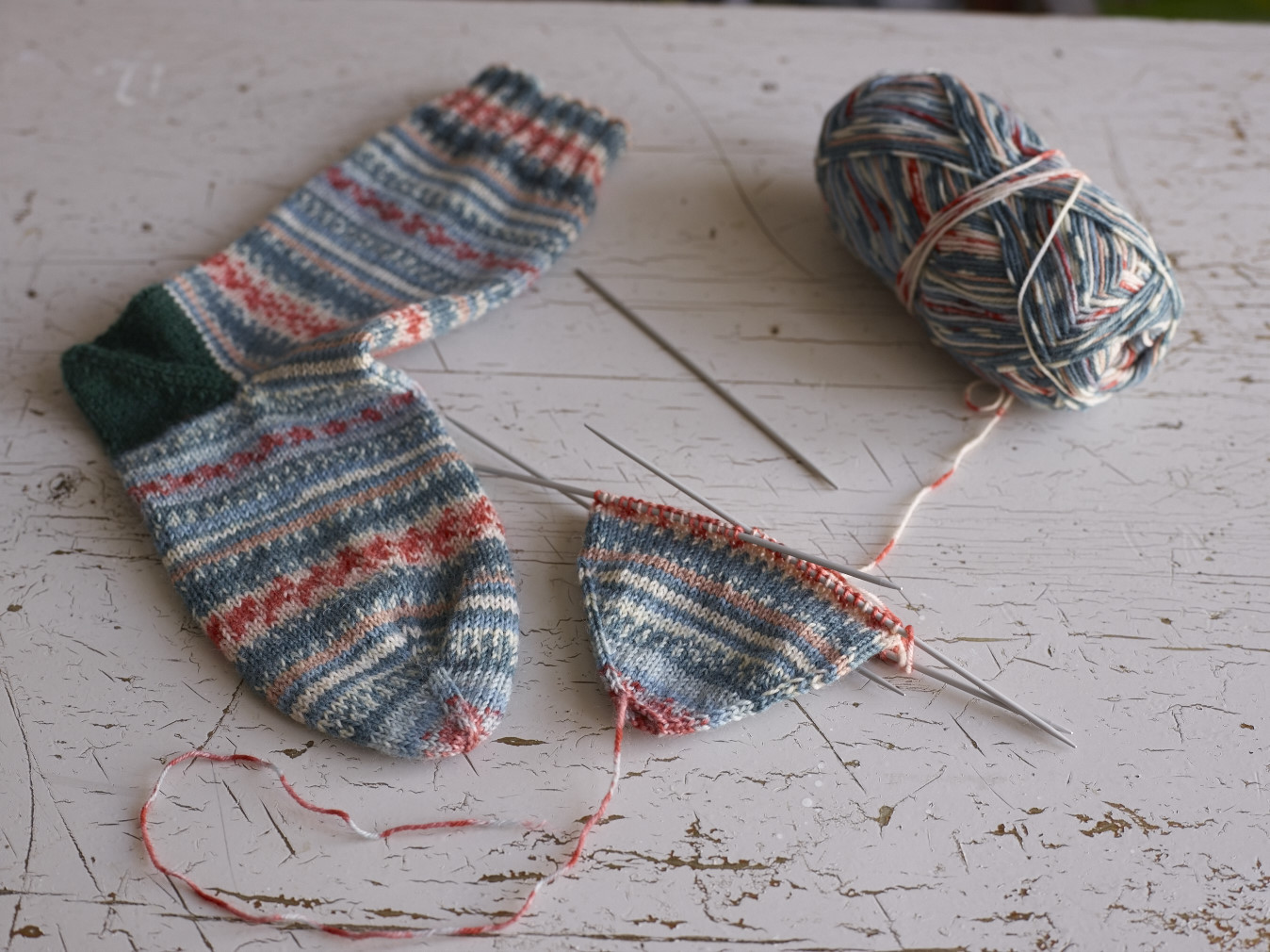 How To Knit The Easiest Sock In The World Arne Carlos