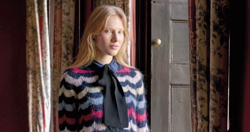New Nordic By Arne Carlos For Rowan Embla Sweater Pattern Arne