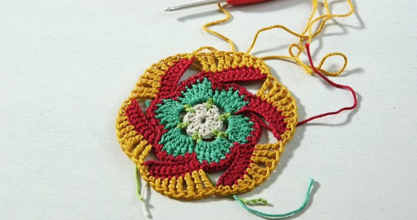 How To Crochet 1Dtr