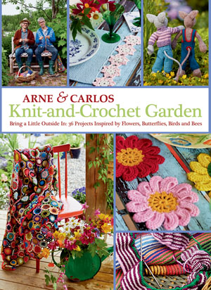 how to join knitted squares to make a blanket